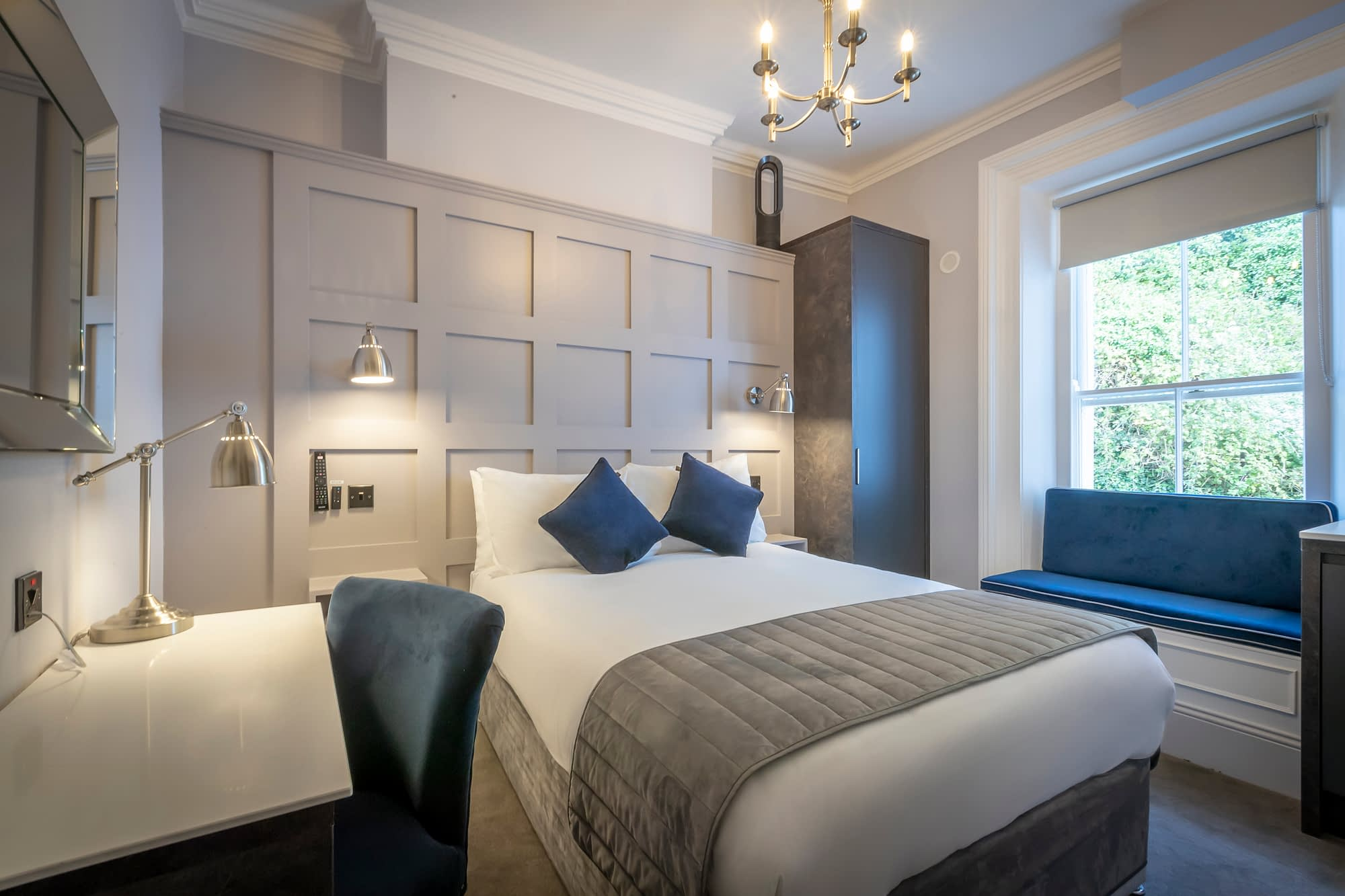Room 5 | Double Room En-Suite | ornamental window seating