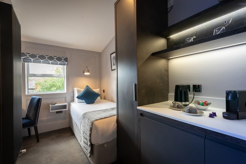 Aungier Room Portobello