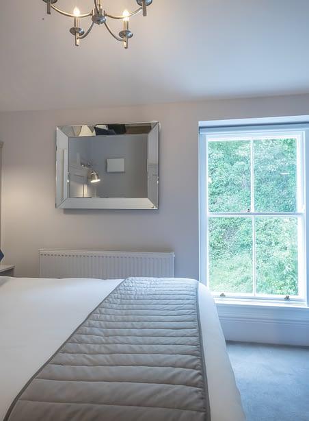 Room 10 | Double Bedroom En-Suite | Multi-pane Sash Windows