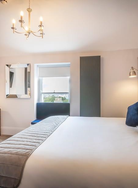 Room 12 | Deluxe Double Bedroom En-Suite | Beautiful Sea Views